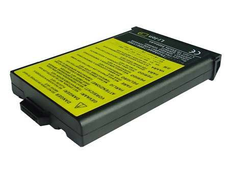 IBM 02K6601, 02K6602, 02K6603, 02K6632 Batterie PC portable