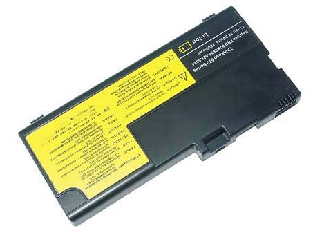 IBM 02K6921, FRU 02K6624, FRU 02K6638 Batterie PC portable