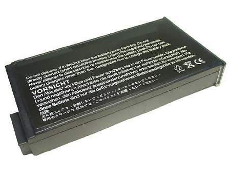 Batterie PC Portable HP 196234-B22, 198709-001, 200002-001