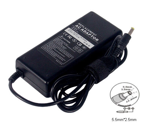 Chargeur Ordinateur Portable TOSHIBA Satellite L10-1231