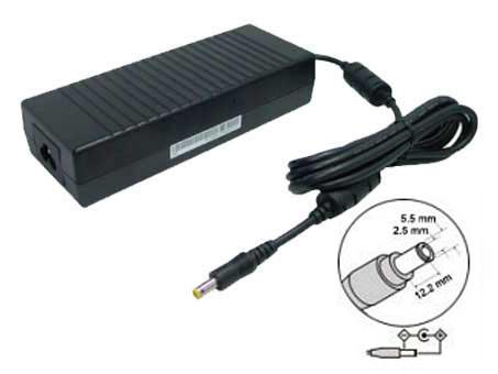 Chargeur Ordinateur Portable HP COMPAQ ZX5141US 345312-001