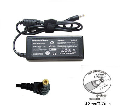 Chargeur Ordinateur Portable HP COMPAQ DV5140XX DY-AS1975-T