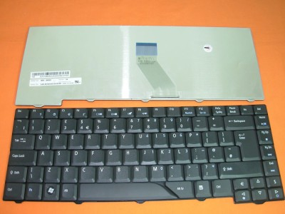 Acer Aspire 5230 5330 5530 5730 Clavier UK noir