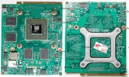 ATI HD 2600 XT 512MB GPU CARTE. 452322-001 Graphics CARTE