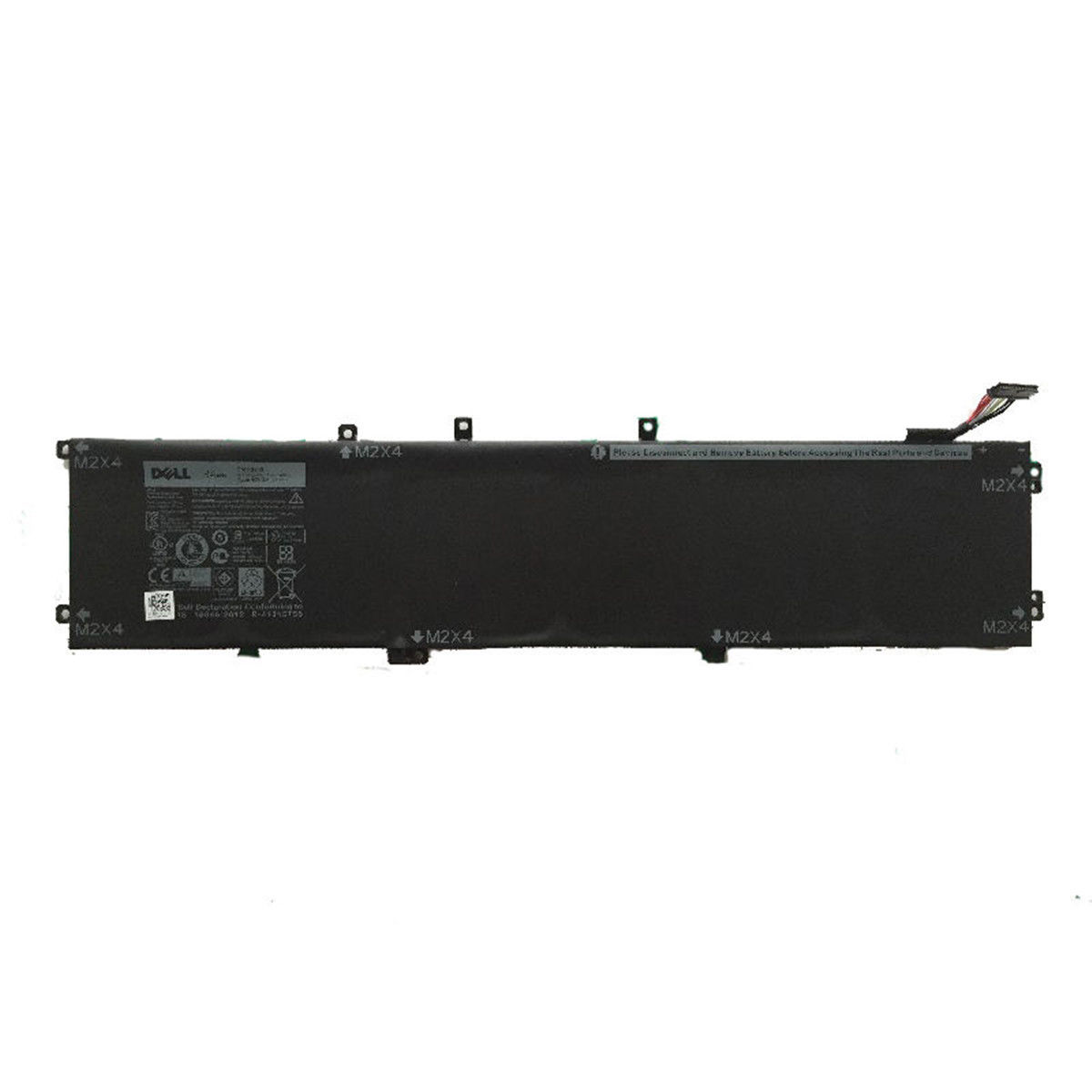 84Wh Dell Precision 5510 4GVGH Batterie PC Portable