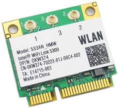 Intel 5100 AGN MIMO Wireless Network Mini PCI-E CARTE