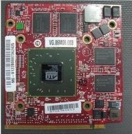 ATI HD3650 DDR2 512MB MXM II Graphic CARTE pour Aspire 6920G 69