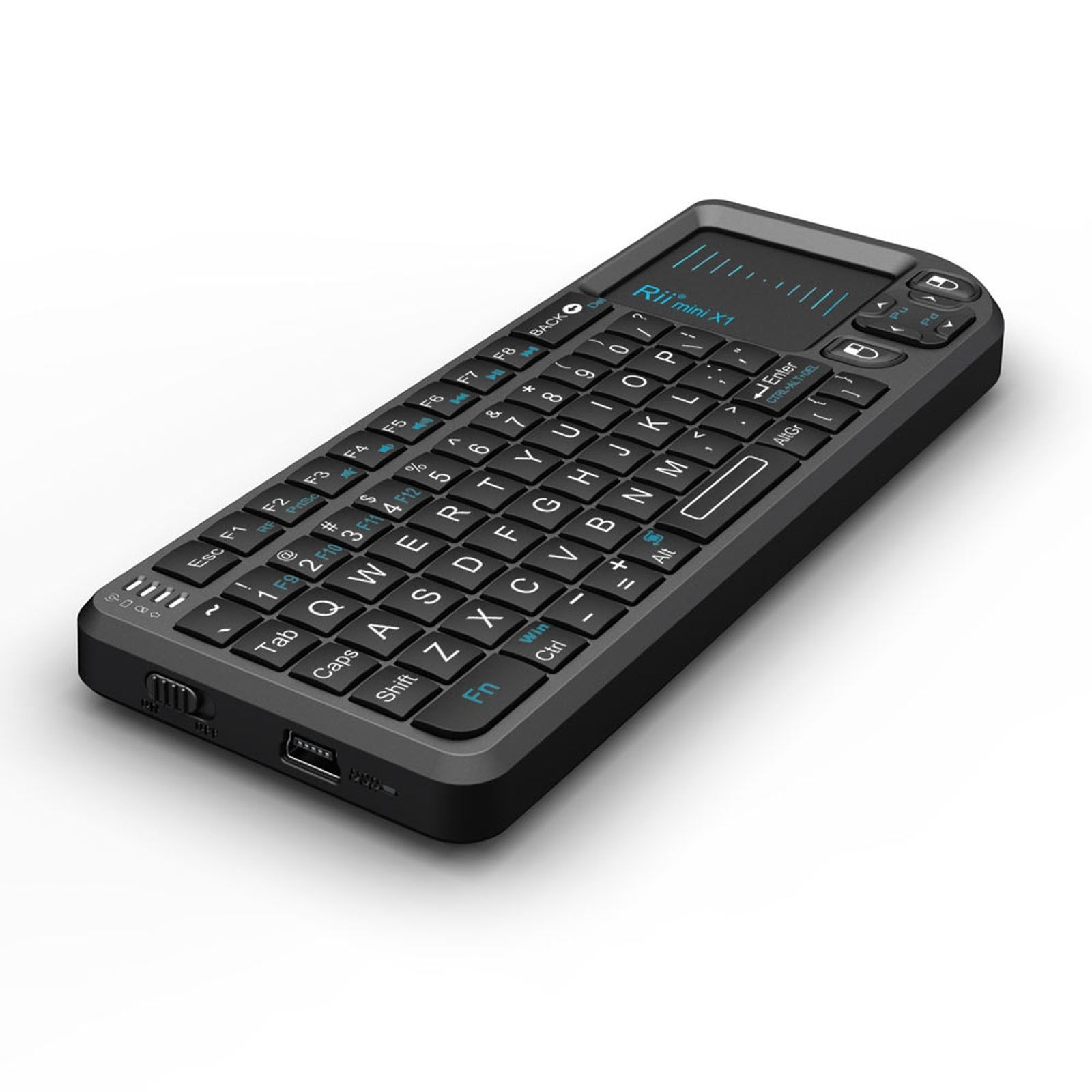 Rii Mini X1 2.4G Wireless Mini Clavier