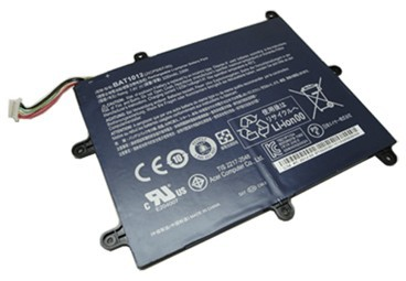 24WH Acer Iconia Tab A200 KT.00203.002 Batterie PC Portable