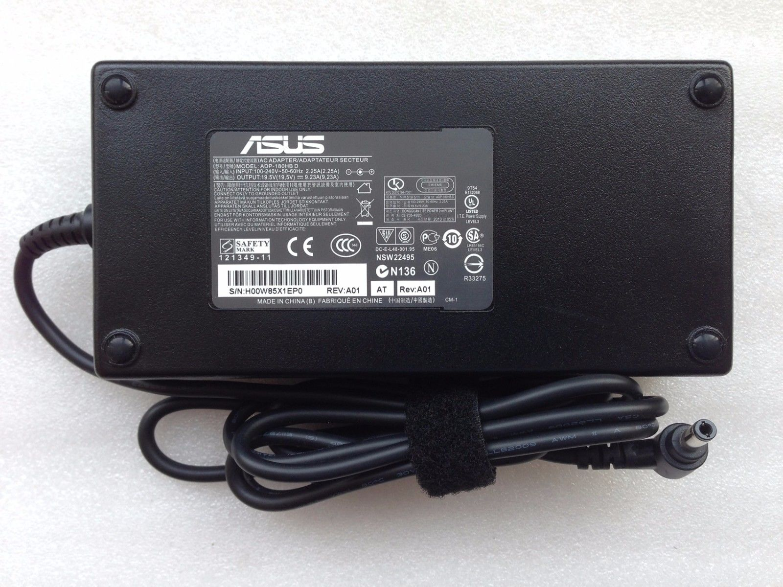 180W 19.5V ASUS ADP-120RH Chargeurs