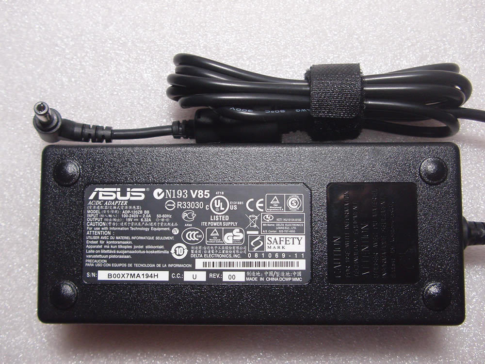 120W ASUS ADP-120ZB BB Chargeurs