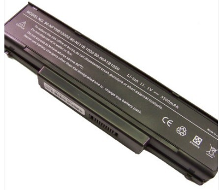 ASUS A9RT A32-Z94Series / 90-NFY6B1000Z batterie PC portable 11.