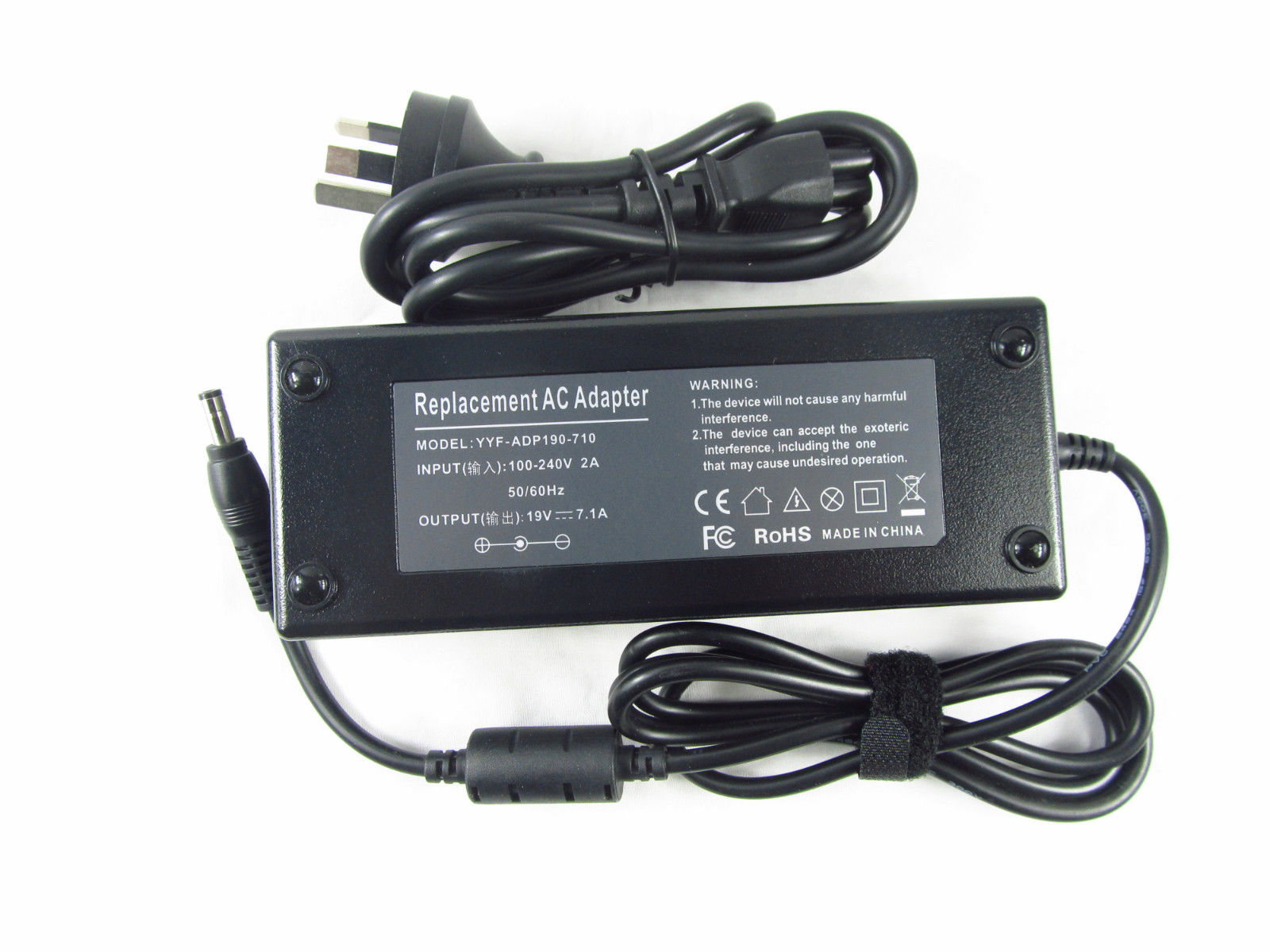 135W Acer Aspire VN7-591G-76JG PA-1131-16 Chargeurs