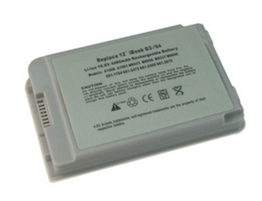 4400mAh M9337G Batterie PC Portable APPLE iBook G3 12 M8861S/A
