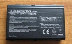 4800mAh A41-K52 Batterie PC Portable Asus A52JK