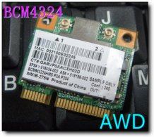 Compaq Presario CQ61 Wireless Card 518434-001 BCM42224