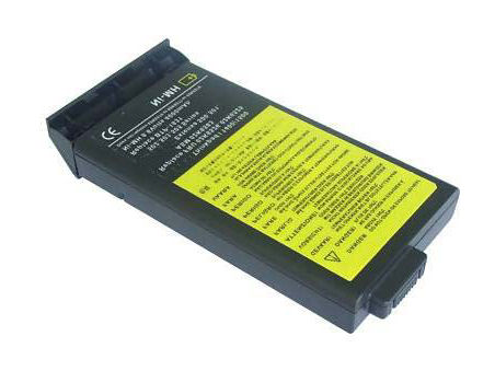 IBM 02K6524, 02K6525, 02K6563, BTP-1731, Batterie PC portable