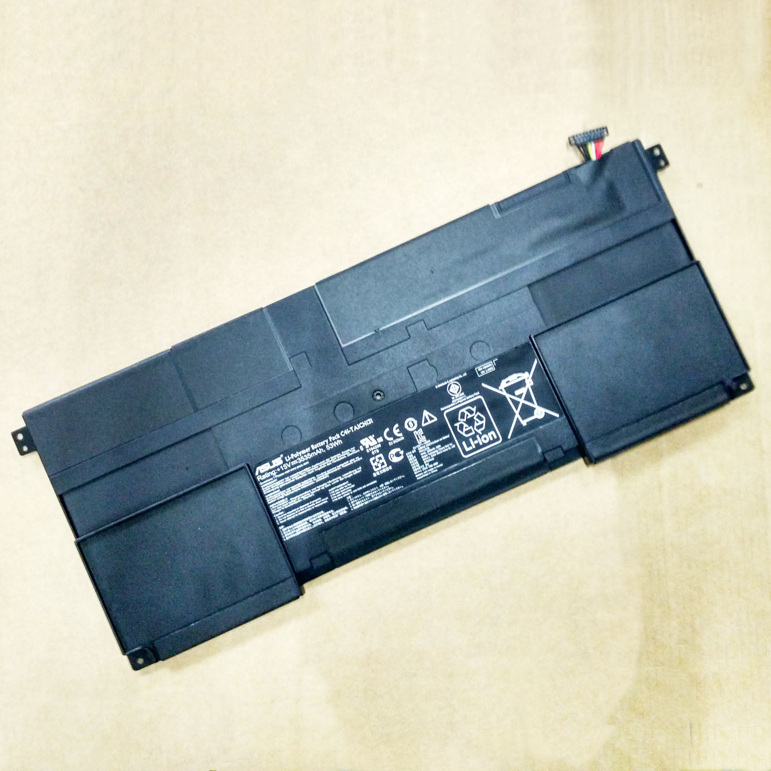 53Wh C41-TAICH131 Batterie PC Portable For ASUS TAICHI 31