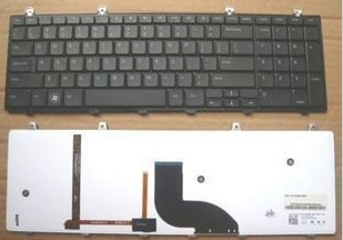 DELL Studio 1745 1747 1749 Clavier with backlit