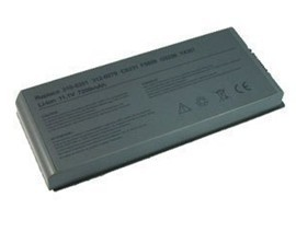 DELL D5540 batterie PC portable 6600mAh