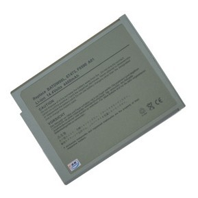 DELL 312-0296 batterie PC portable 4400mAh