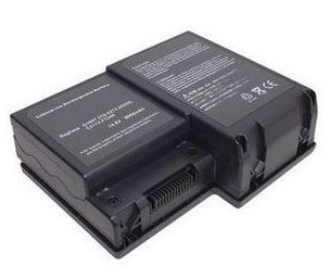 DELL H5559 batterie PC portable 6600mAh