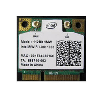 INTEL WIFI LINK 1000 Half Card for HP DV4,DV5,DV6,4710S