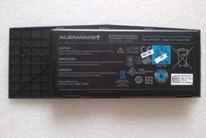 Original 90WH 0C852J DELL Alienware M17x R3 Batterie PC Portable