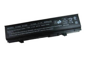 5200mAH batterie KM760 Dell Latitude E5500 Series