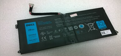 29Wh Dell TYPE 427TY 05F3F9 Batterie PC Portable
