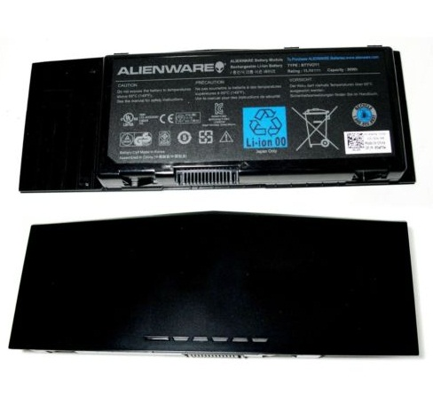 Original 90WH Dell Alienware M17x BTYVOY1 Batterie PC Portable