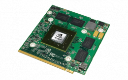 nVIDIA GeForce FX770 DDR3 512M MXM II VGA Card