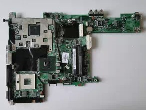 HP DV1600 DV1635 Intel 945GM Carte Mère 412237-001
