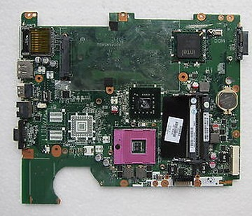 HP CQ61 CQ60 517835-001 GL40 Intel Carte Mère