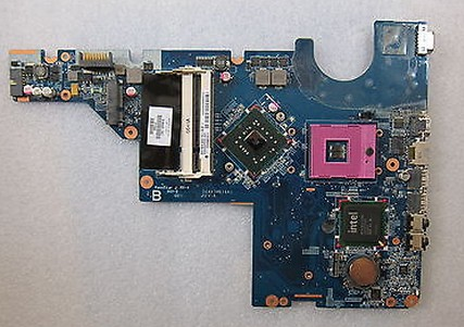 HP Compaq CQ62 616448-001 intel Carte Mère