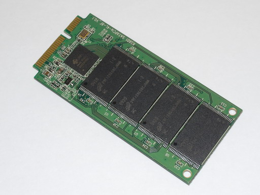 KingSpec mini PCI-E 128GB SSD, Eee 900/901/903/905/1000