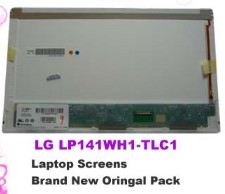 "LP140WH1-TLC1 14.0"" 1366 x 768 WXGA Glossy LG HD led panel"