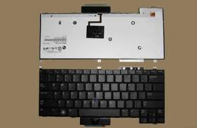 Dell Latitude E4300 Clavier Backlit Azerty Belgian