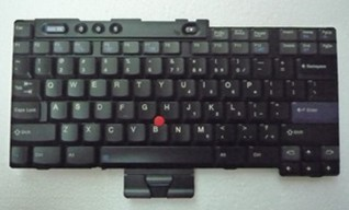 IBM Lenovo Thinkpad T400 T500 W500 T61 keyboard US