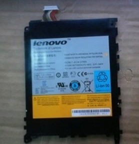 27WH L10M2121 Lenovo IdeaPad K1 Tablet PC Batterie PC Portable