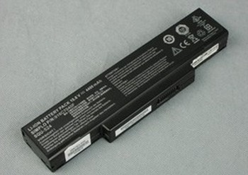 4400MAH Batterie PC Portable MSI BTY-M66