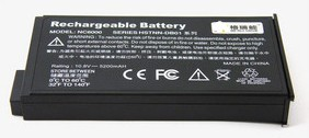 HP HP NC6000 batterie PC portable 10.8V