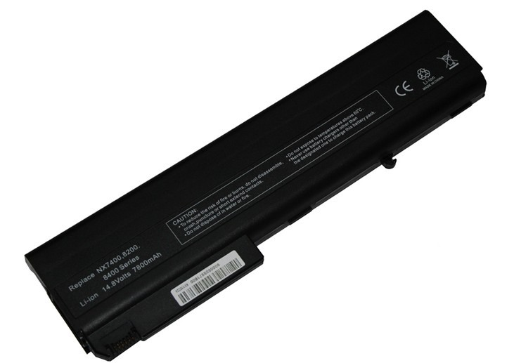 6600mAh batterie PC portable HP Compaq NW8240, NW8440, NW9440