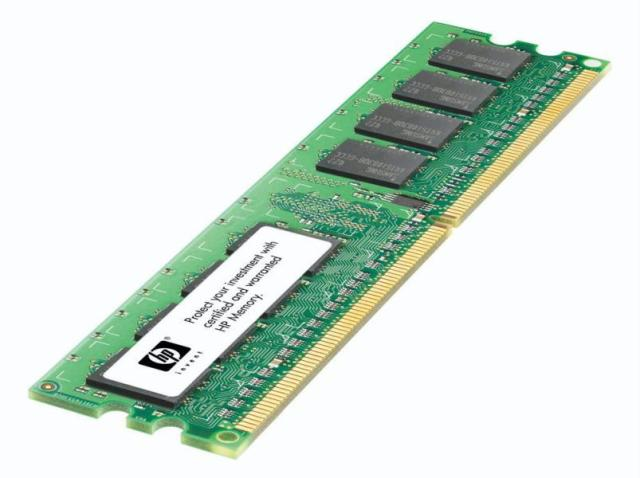 HP 1GB REG PC2-3200 2x512KB DDR Memory (343055-B21)