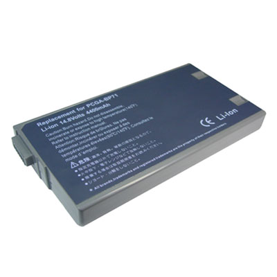 ,Li-ion,14.8V 3200mAh Sony PCGA-BP1N Battery pour Laptop