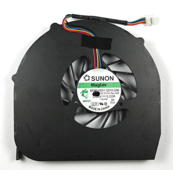 APPLE MACBOOK PRO MB466 Ventilateur MF60100V1-Q000-G99M