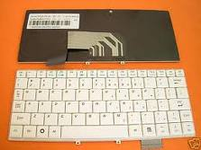 NEW Lenovo Ideapad S9 S10 Laptop KEYBOARD US White