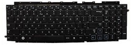 SAMSUNG RC710 NP-RC710 RC711 Series Clavier