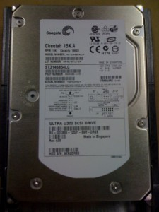 DELL Seagate 146GB Ultra320 DISQUE DUR ST3146854LC