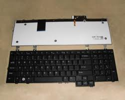 DELL Studio 17 1735 1737 Clavier With Backlit